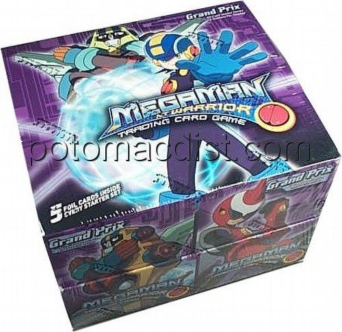 MegaMan Trading Card Game [TCG]: Grand Prix Starter Deck Box