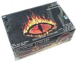 Middle Earth Collectible Card Game [CCG]: Lidless Eye Booster Box [German]
