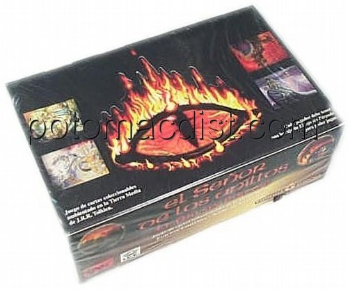 Middle Earth Collectible Card Game [CCG]: Lidless Eye Booster Box [Spanish]