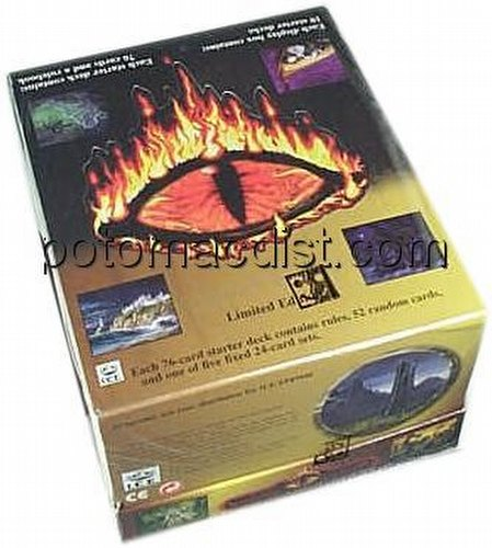 Middle Earth Collectible Card Game [CCG]: Lidless Eye Starter Deck Box