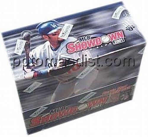 MLB Showdown Sport Card Game: 2001 [01] Booster Box [1st Edition]