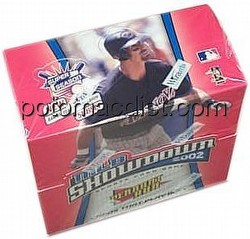 MLB Showdown Sport Card Game: 2002 [02] Pennant Run Booster Box