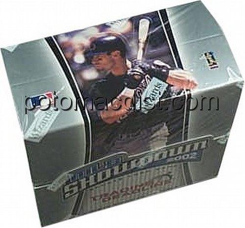 MLB Showdown Sport Card Game: 2002 [02] Trading Deadline Booster Box