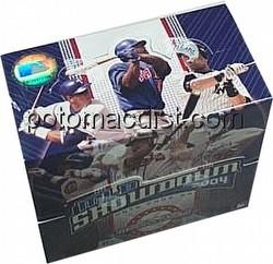 MLB Showdown Sport Card Game: 2004 [04] Booster Box