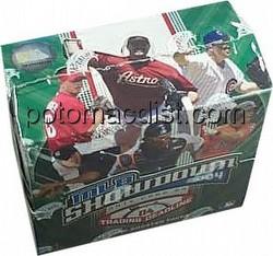 MLB Showdown Sport Card Game: 2004 [04] Trading Deadline Booster Box