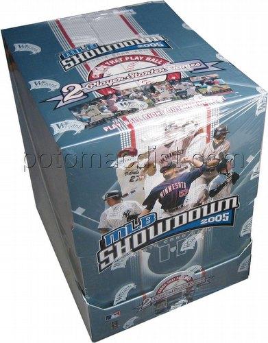 MLB Showdown Sport Card Game: 2005 [05] 2-Player Starter Deck Box