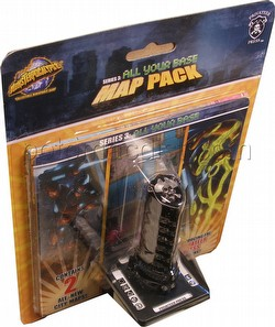 Monsterpocalypse Collectible Miniatures Game [CMG]: All Your Base Map Pack