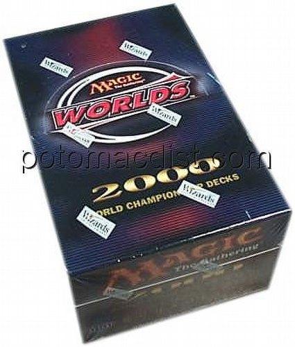 Magic the Gathering TCG: World Championship 2000 [00] Decks Box