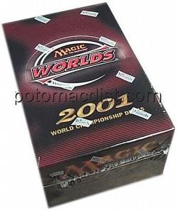 Magic the Gathering TCG: World Championship 2001 [01] Decks Box