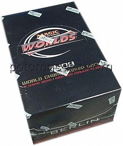 Magic the Gathering TCG: World Championship 2003 [03] Decks Box