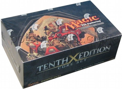 Magic the Gathering TCG: 10th Edition Booster Box
