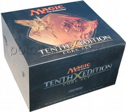 Magic the Gathering TCG: 10th Edition Fat Pack
