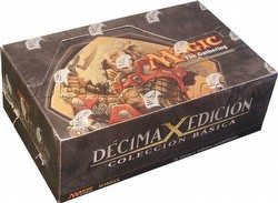 Magic the Gathering TCG: 10th Edition Booster Box [Spanish]