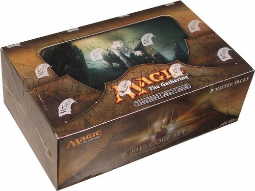Magic the Gathering TCG: 2010 Core Set Booster Box
