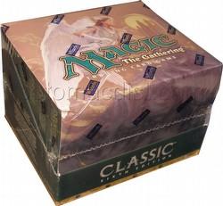 Magic the Gathering TCG: 6th 2-Player Starter Deck Box