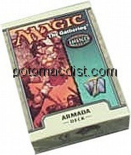 Magic the Gathering TCG: 7th Edition Armada Starter Deck