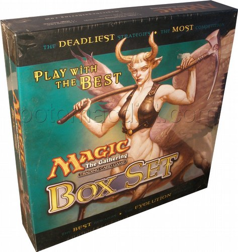 Magic the Gathering TCG: 8th Edition Box Set