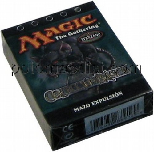 Magic the Gathering TCG: 8th Edition Expulsion (Expulsion) Starter Deck [Spanish]