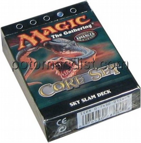 Magic the Gathering TCG: 8th Edition Sky Slam Starter Deck
