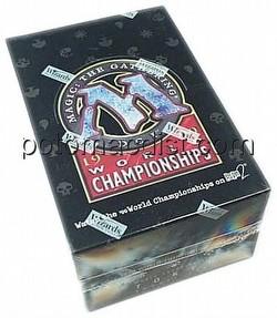 Magic the Gathering TCG: World Champ 1999 [99] Starter Deck Box