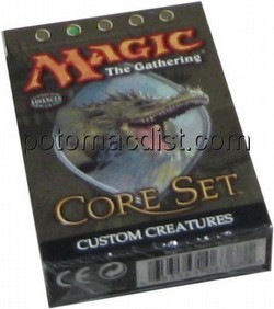 Magic the Gathering TCG: 9th Edition Custom Creatures Theme Starter Deck