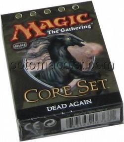 Magic the Gathering TCG: 9th Edition Dead Again Theme Starter Deck