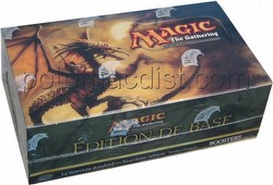 Magic the Gathering TCG: 9th Edition Booster Box [French]