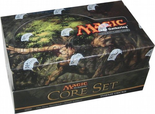 Magic the Gathering TCG: 9th Edition Theme Starter Deck Box