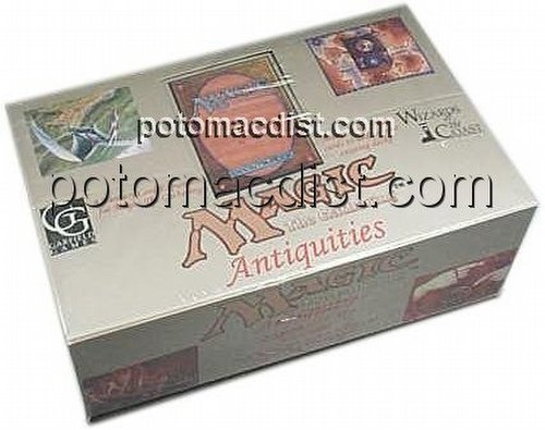Magic the Gathering TCG: Antiquities Booster Box