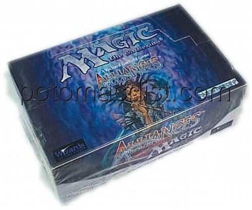 Magic the Gathering TCG: Alliances Booster Box