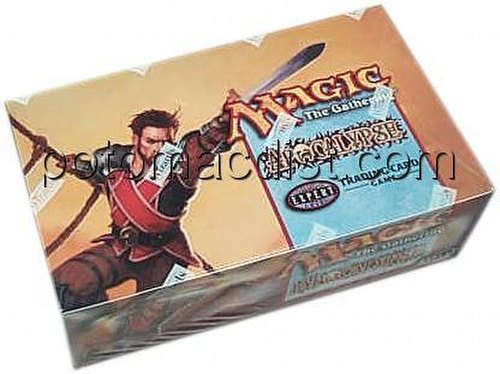 Magic the Gathering TCG: Apocalypse Booster Box