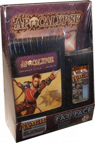 Magic the Gathering TCG: Apocalypse Fat Pack