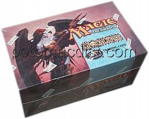 Magic the Gathering TCG: Apocalypse Theme Deck Box