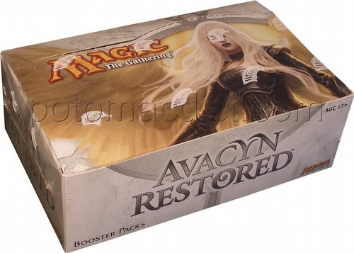 Magic the Gathering TCG: Avacyn Restored Booster Box
