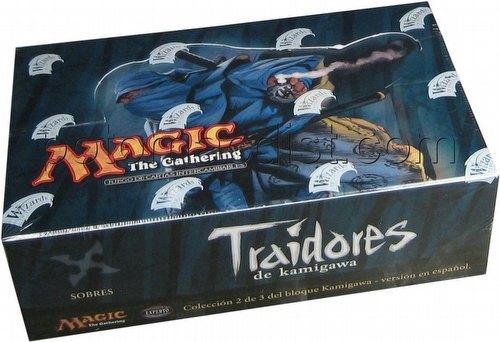 Magic the Gathering TCG: Betrayers of Kamigawa Booster Box [Spanish]