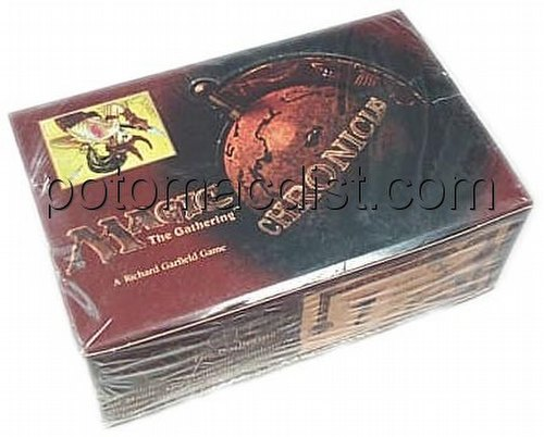 Magic the Gathering TCG: Chronicles Booster Box
