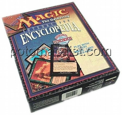 Magic the Gathering TCG: CD-ROM Encyclopedia