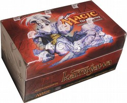 Magic the Gathering TCG: Champions of Kamigawa Theme Starter Deck Box [Spanish]