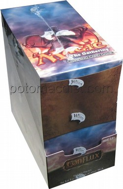 Magic the Gathering TCG: Conflux Intro Pack Box