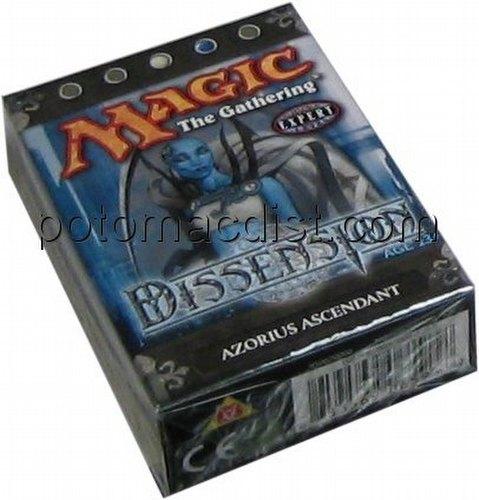 Magic the Gathering TCG: Dissension Azorius Ascendant Starter Deck