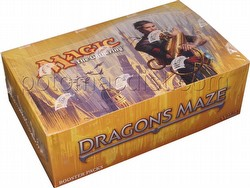 Magic the Gathering TCG: Dragons Maze Booster Box