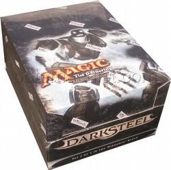 Magic the Gathering TCG: Darksteel Deck Box Display Box