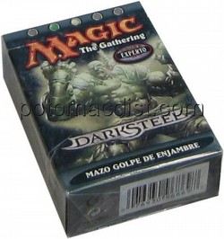 Magic the Gathering TCG: Darksteel Swarm & Slam (Golpe De Enjambre) Starter Deck [Spanish]