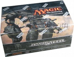 Magic the Gathering TCG: Darksteel Theme Starter Deck Box [Spanish]
