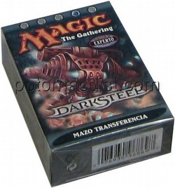 Magic the Gathering TCG: Darksteel Transference (Transferencia) Starter Deck [Spanish]