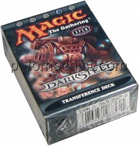 Magic the Gathering TCG: Darksteel Transference Starter Deck