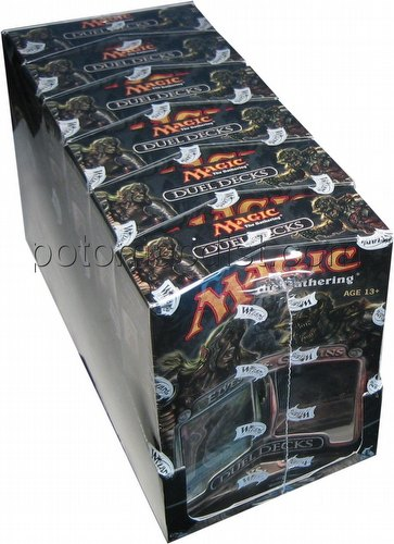 Magic the Gathering TCG: Duel Deck Elves Versus Goblins Box