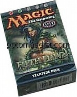 Magic the Gathering TCG: Fifth Dawn Stampede Starter Deck