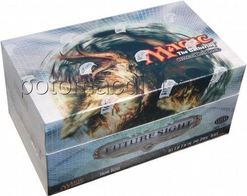 Magic the Gathering TCG: Future Sight Theme Starter Deck Box