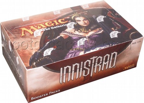 Magic the Gathering TCG: Innistrad Booster Box